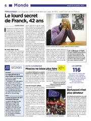 20 Minutes Edition France 2013-11-28