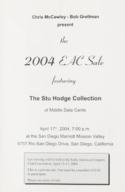 The 2004 EAC Convention Sale