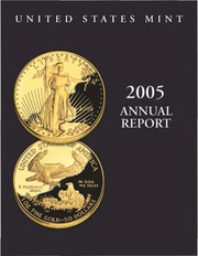 United States Mint Annual Report 2005