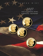United States Mint Annual Report 2007
