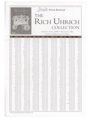 The Rich Uhrich Collection