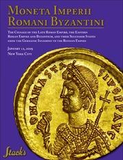 Moneta Imperii Romani Byzantini (pg. 83)