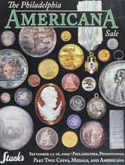 The Philadelphia Americana Sale, Part Two