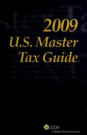 2009 us master tax guide cch incorporated free download 2009 us master tax guide cch incorporated free download borrow and streaming internet archive fandeluxe Images