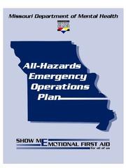 All-Hazards Emergency Operations Plan : Missouri ...
