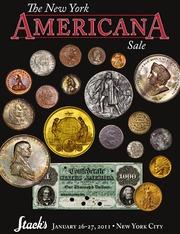The New York Americana Sale