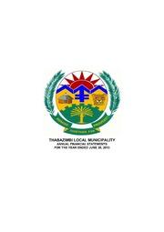 LIM361 Thabazimbi AFS 2012-13 audited