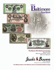 The March 2012 Baltimore Auction [Currency]