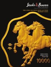 The April 2012 Hong Kong Auction, Modern Coins
