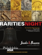 The Rarities Night Auction (pg. 195)