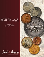 The January 2013 Americana Sale