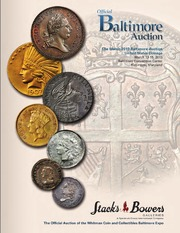 The March 2013 Baltimore Auction, United States Coinage