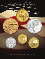 United States Mint Annual Report 2015