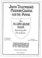 John Thompson Modern Course For Piano : Free Download, Borrow, and