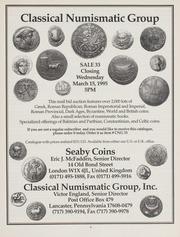 The Classical Numismatic Review: Vol. 20 No. 1