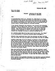 JFK Assassination DPD File 2117