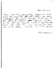 JFK Assassination DPD File 2142