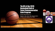 Tip Off of the 2020 Basketball Hall of Fame Commemorative Coin Program