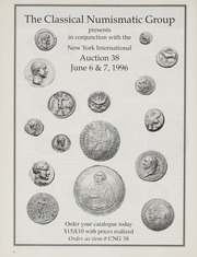 The Classical Numismatic Review: Vol. 21 No. 1