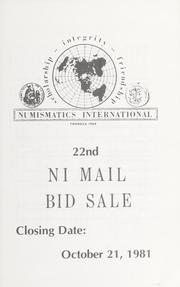 22nd NI Mail Bid Sale