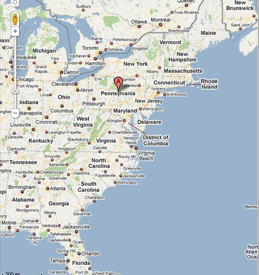 Zion Pennsylvania Perseus SDR File - 0009 UTC 11-28-2018