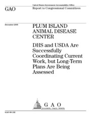 plum island animal disease center Plum island animal disease center of new york (piadcny) is a united states federal research facility dedicated to the study of animal diseasesit is part of the dhs directorate for science and technology.