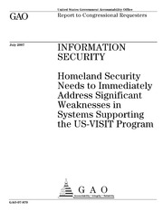 Us writing services homeland security