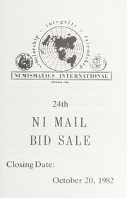 24th NI Mail Bid Sale
