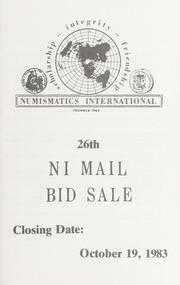 26th NI Mail Bid Sale