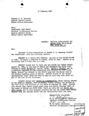 JFK Assassination DPD File 2730