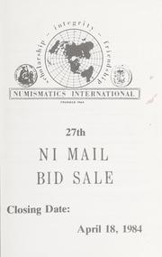 27th NI Mail Bid Sale