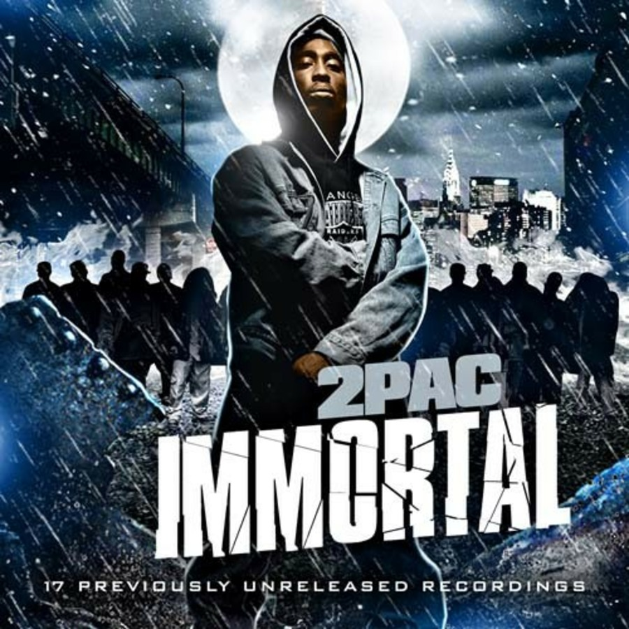 2Pac - Immortal : Free Download, Borrow, and Streaming