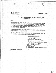 JFK Assassination DPD File 3088