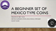 A Beginner Type Set of Mexican Coins 1537 to Today