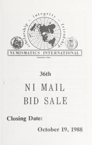 36th NI Mail Bid Sale