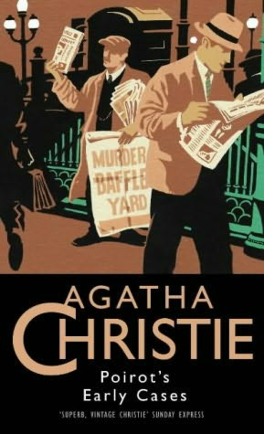 37  Poirot's Early Cases (1974)-Fraser : Free Download