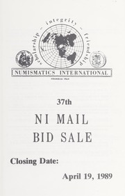 37th NI Mail Bid Sale