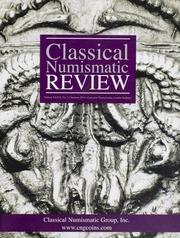 The Classical Numismatic Review: Vol. 39 No. 2