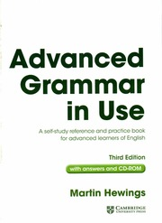advanced grammar in use pdf free