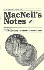 MacNeil's Notes: Vol. 3 No. 2