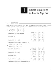 3rd Edition Linear Algebra And Its Applications 2