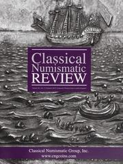 The Classical Numismatic Review: Vol. 40 No. 2