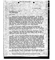 Hagelin Letter To Friedman; Baconian Cipher; Party On 2 July At Grand ...