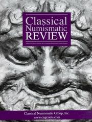 The Classical Numismatic Review: Vol. 41 No. 2