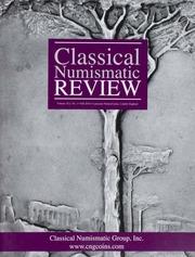 The Classical Numismatic Review: Vol. 41 No. 3