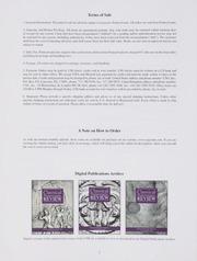 The Classical Numismatic Review: Vol. 43 No. 1