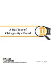Bus Tour of Chicago Style Fraud