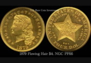 $4 Gold Stella Video - Numismatic Video Series