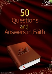 P Questions and Answers in Faith