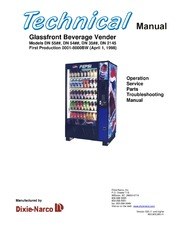 pepsi vending machine manual